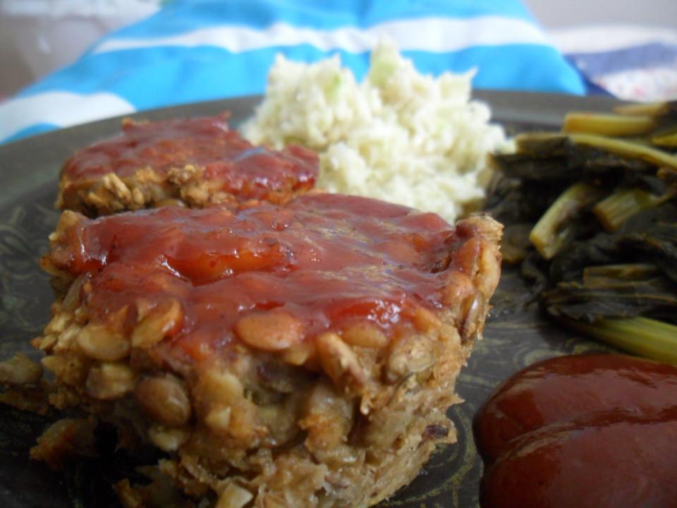 Vegetarian BBQ Lentil Bites   sinfulnutrition.com