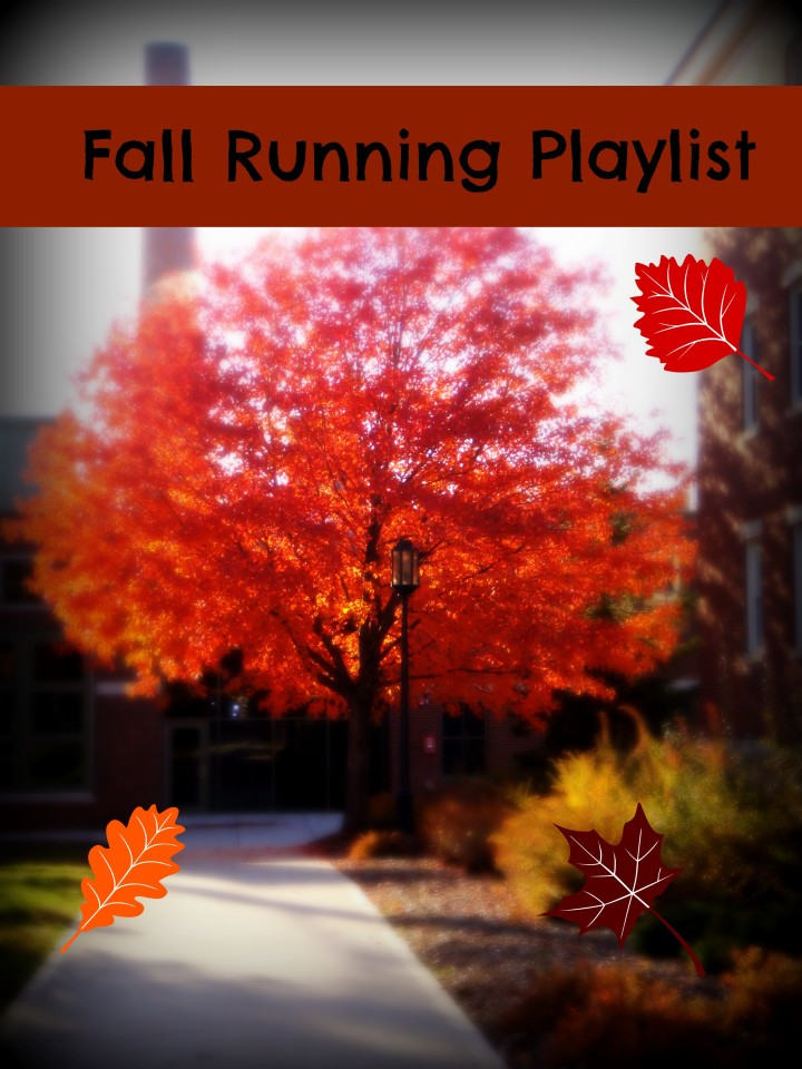 Fall Running Playlist | sinfulnutrition.com