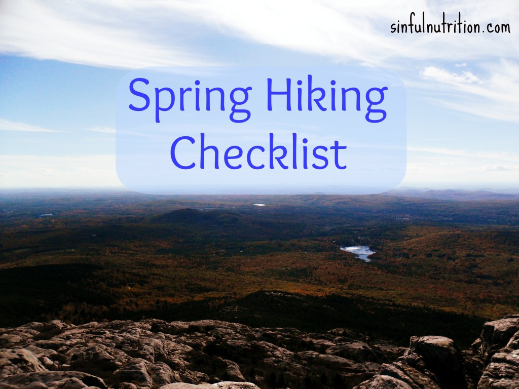 springhiking