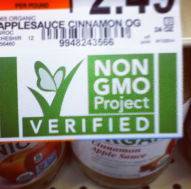 Non GMO Project label