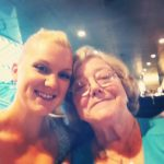 Grammy and I airport France