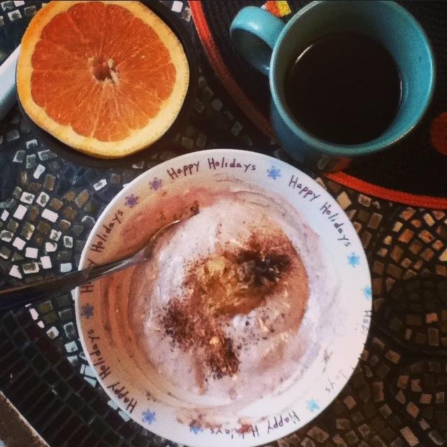 Yogurt Bowl Breakfast