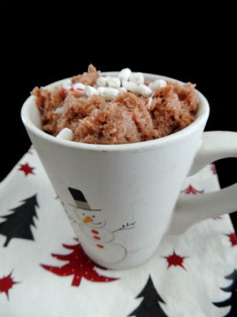 ice cream hot chocolate
