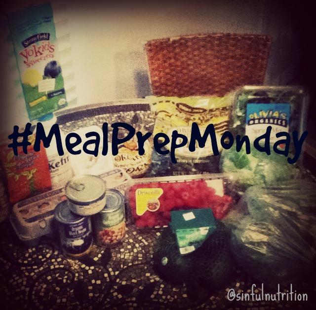 #mealprepmonday