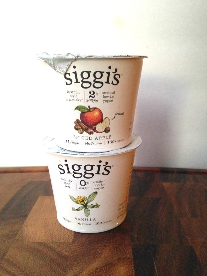 Siggi's Yogurt Giveaway