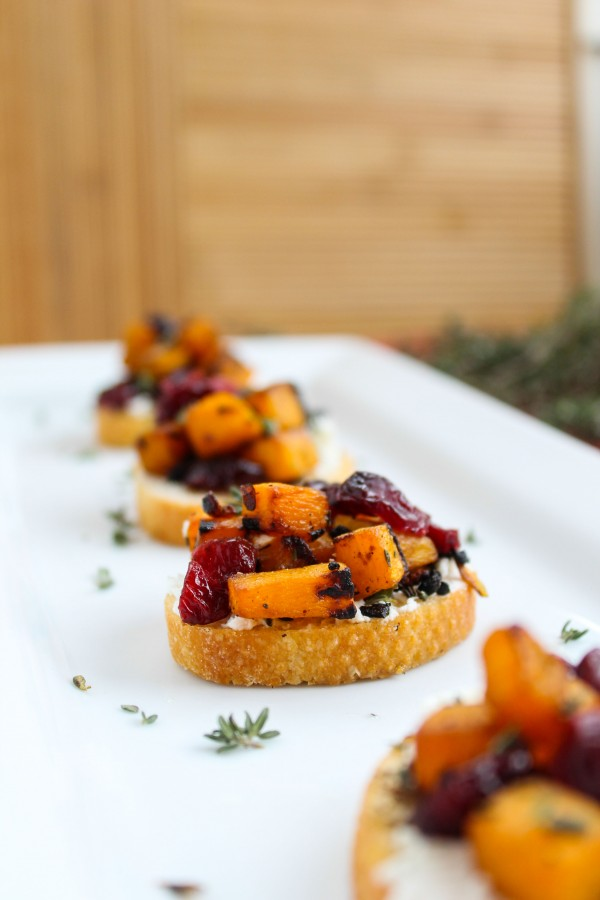 12 Mouthwatering Thanksgiving Appetizer Ideas -- Set the stage for the big meal with these one of a kind bites that will leave your guests grateful for coming to your dinner party!