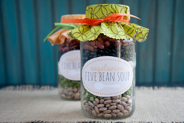 These nine DIY gift ideas are not only inexpensive, but will make any food lover happy this holiday season. Christmas has never been this easy..or delicious