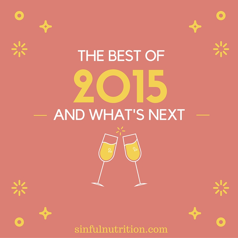 Sinful Nutrition 2015 in Review