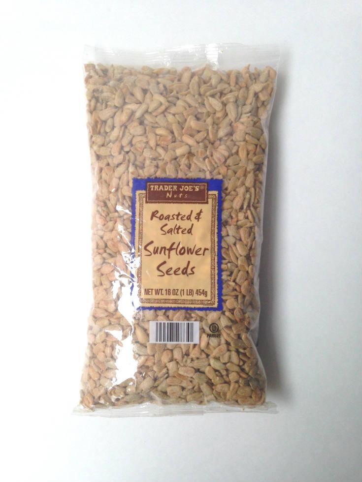 Bag of Sunflower Seed Kernels