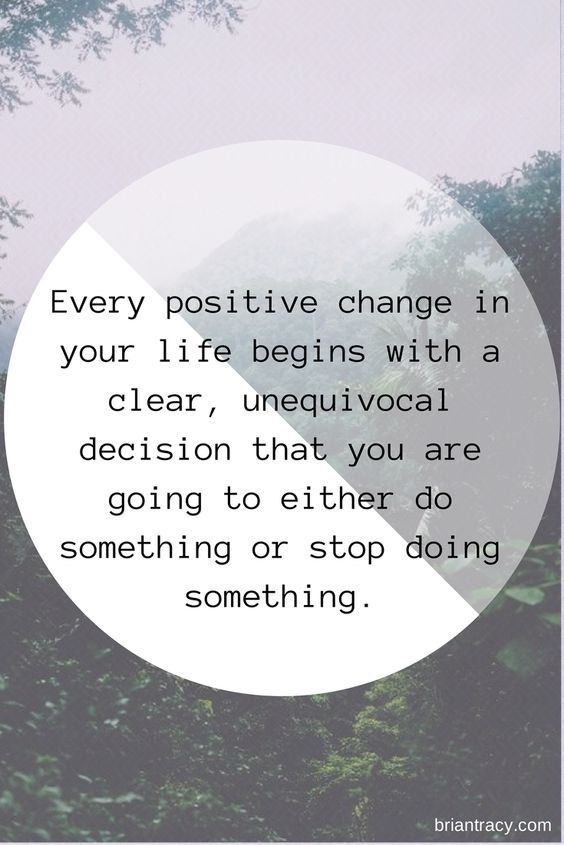 positive change quote