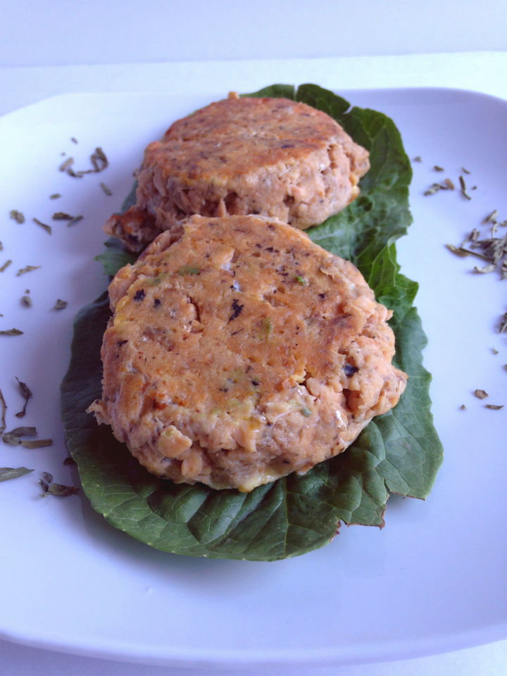 Easy Salmon Patties