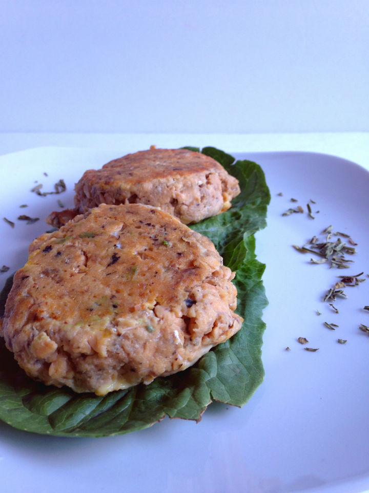 Quick Salmon Patties Recipe