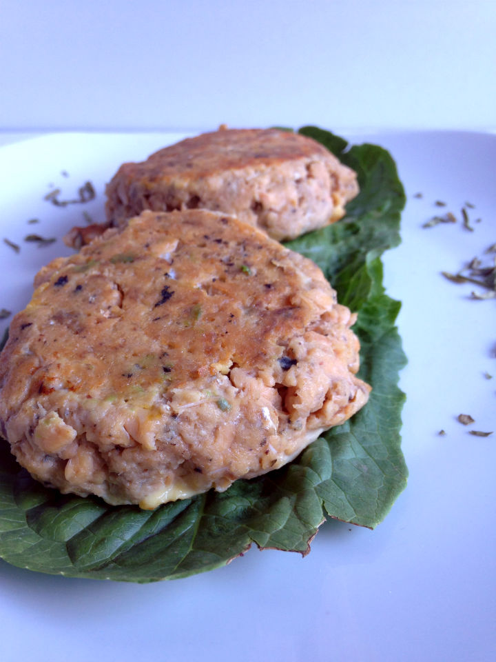 Quick and easy salmon patties recipe