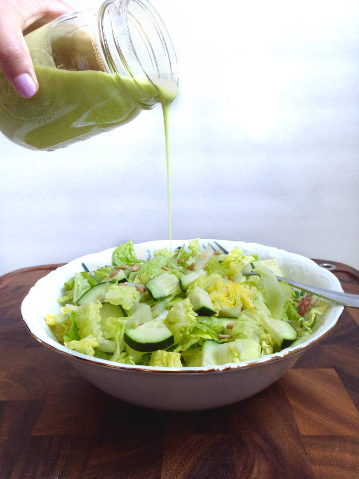 Creamy Dill Pickle Dressing