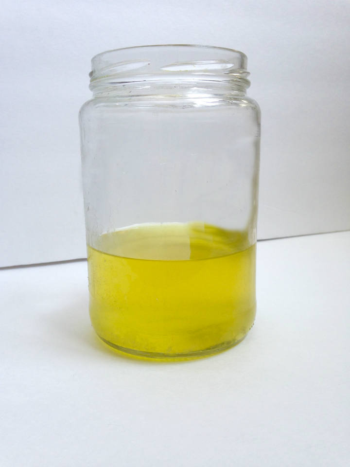Dill Pickle Juice in Jar