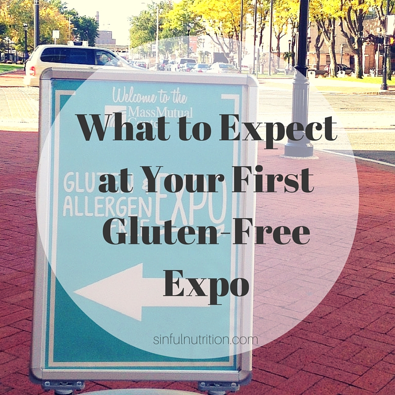 What to Expect at Your First Gluten-Free Expo