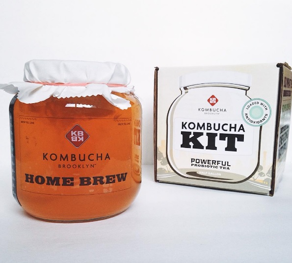 Kombucha Home Brewing Kit