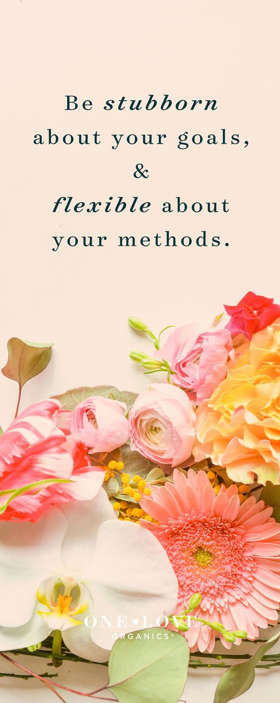 Flexible About Your Methods Quote