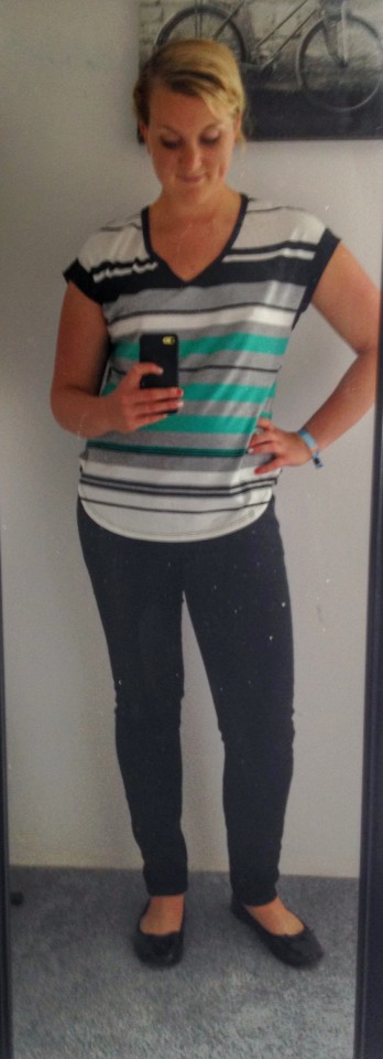 Stitch Fix Summer 2016 Outfit #1