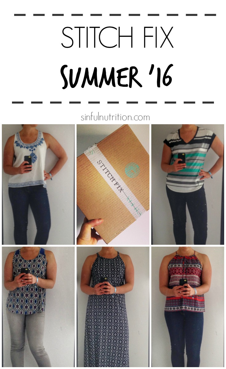 A first timer's guide to Stitch Fix | @sinfulnutrition #StitchFixRedux #ad
