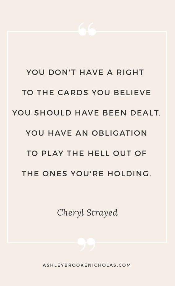 Quote Cheryl Strayed