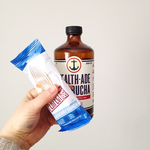 Health Ade and Perfect Bar