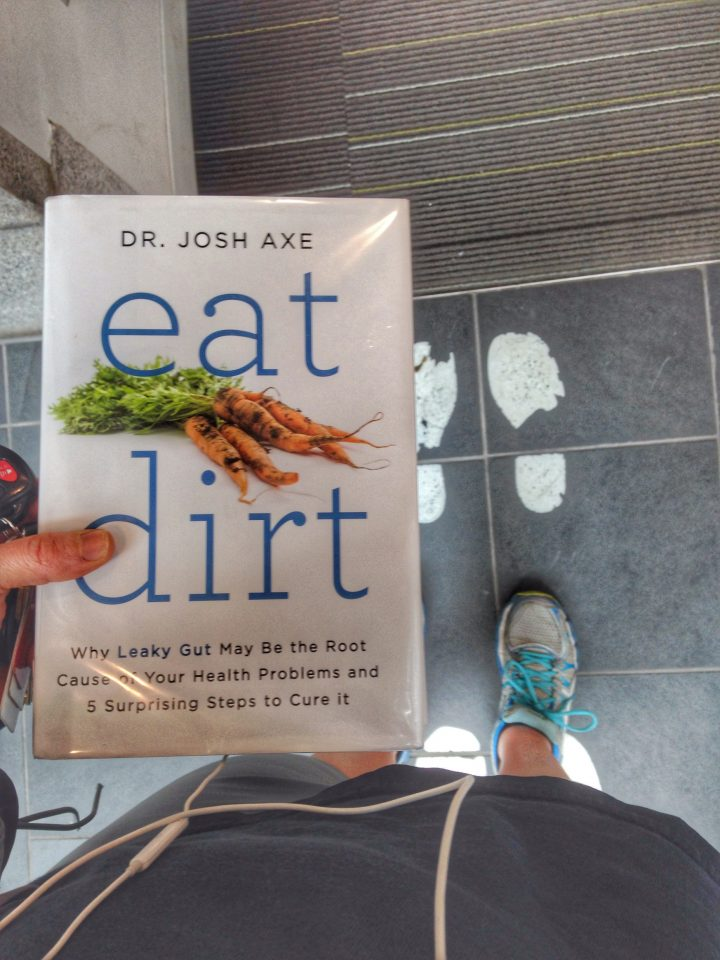 Book Eat Dirt