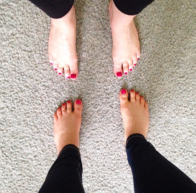 Pedicure Mother's Day
