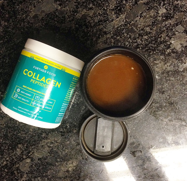 Coffee & Further Food Collagen Peptides
