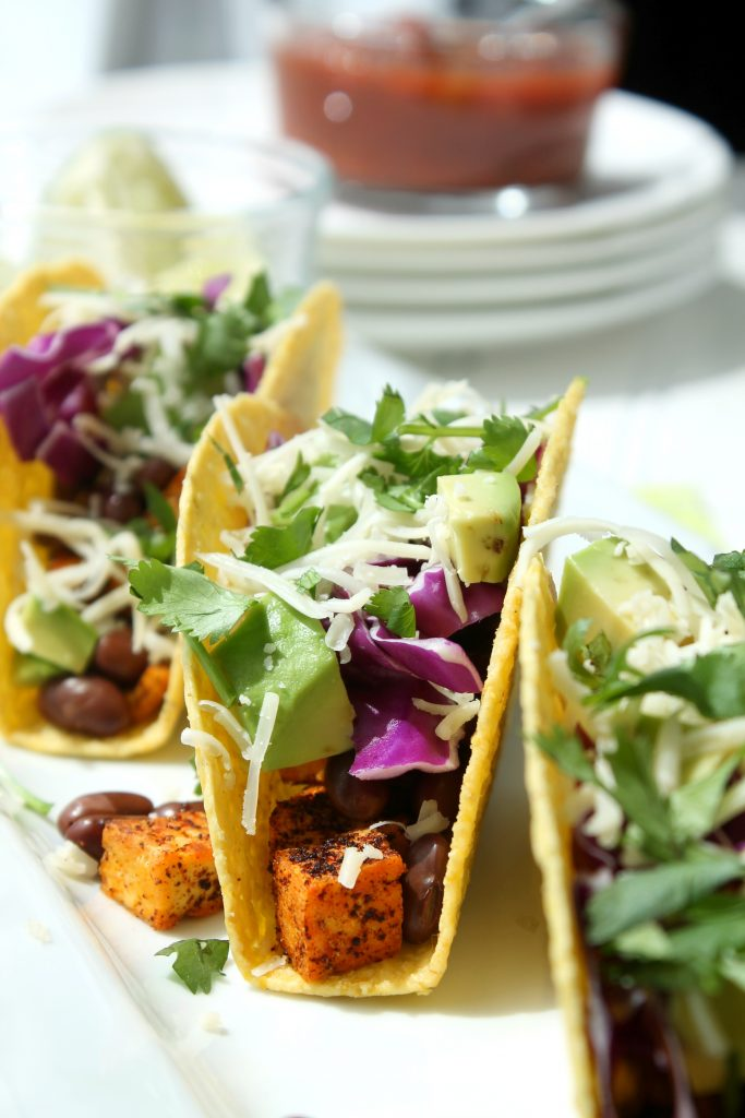 Loaded Tofu Tacos | My Cape Cod Kitchen