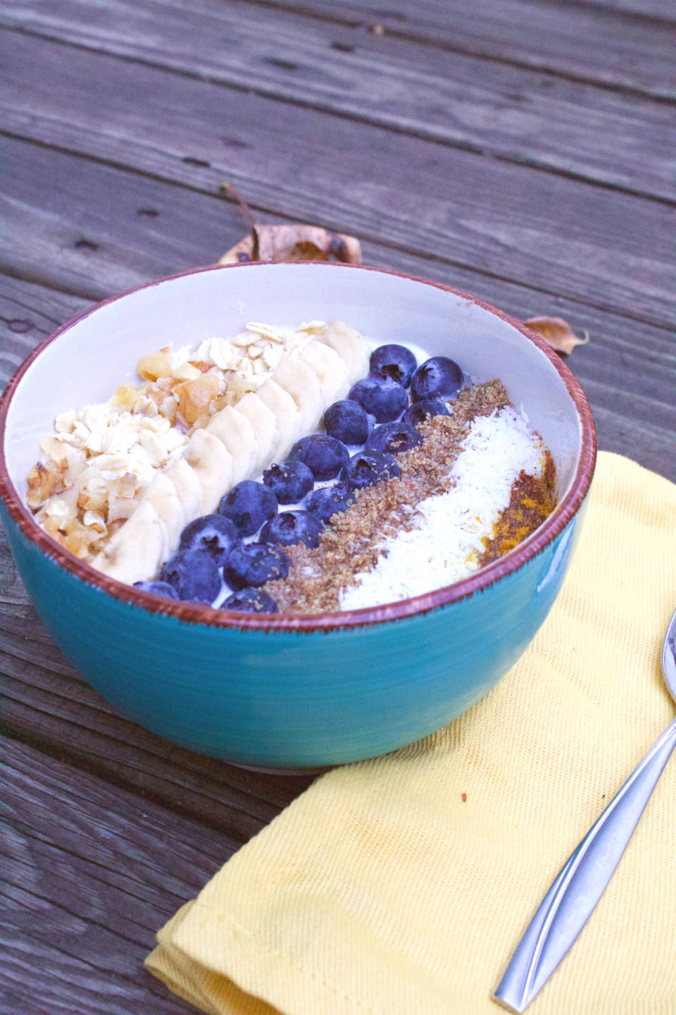Gut-Healthy Greek Yogurt Bowl