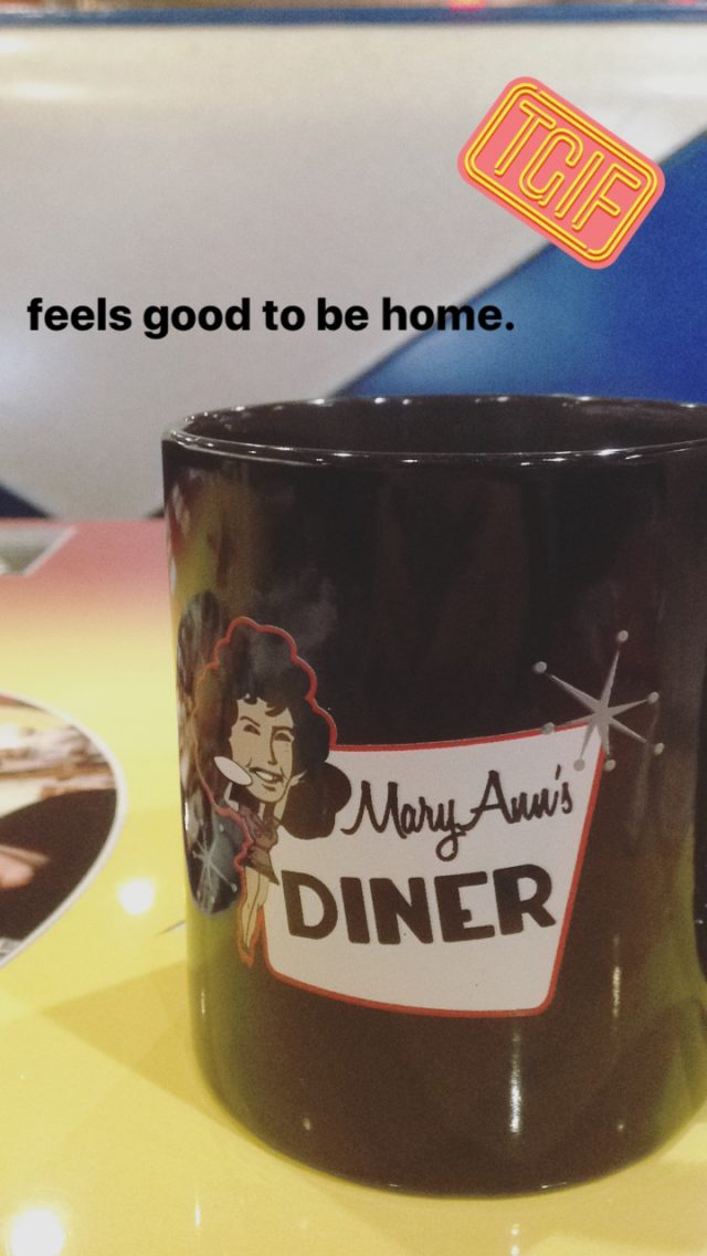 Mary Anne's Diner Coffee