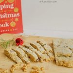 Easy Christmas Stollen Recipe with Text Overlay