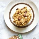 Healthy Pumpkin Chocolate Chip Cookies Photo with Text